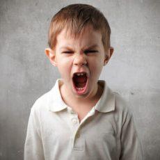 La décharge de colère n'est pas un trouble neurologique